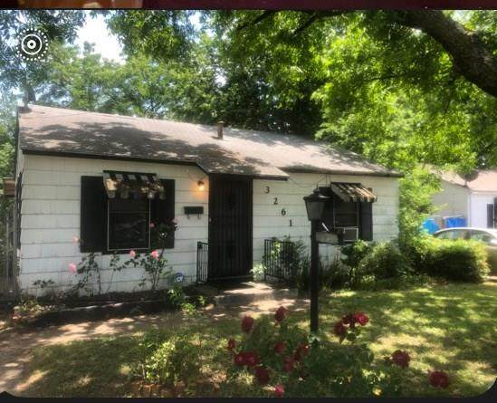 3261 Todd Avenue, Fort Worth, TX 76110 (MLS #14338918) :: North Texas Team | RE/MAX Lifestyle Property