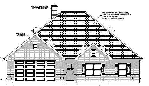 279 W Morris Street, Rhome, TX 76078 (MLS #14339201) :: Real Estate By Design