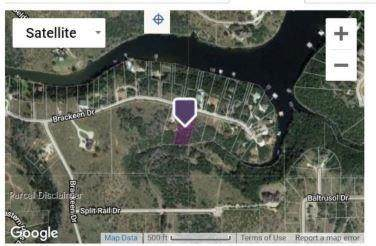 Lot 7 Brackeen Drive, Graford, TX 76449 (MLS #14340145) :: The Juli Black Team