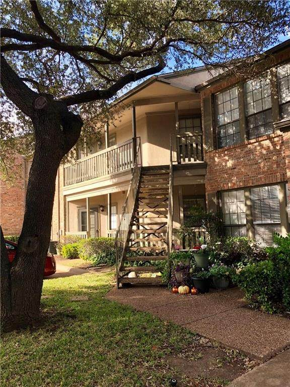 3101 Townbluff Drive #822, Plano, TX 75075 (MLS #14343118) :: Hargrove Realty Group