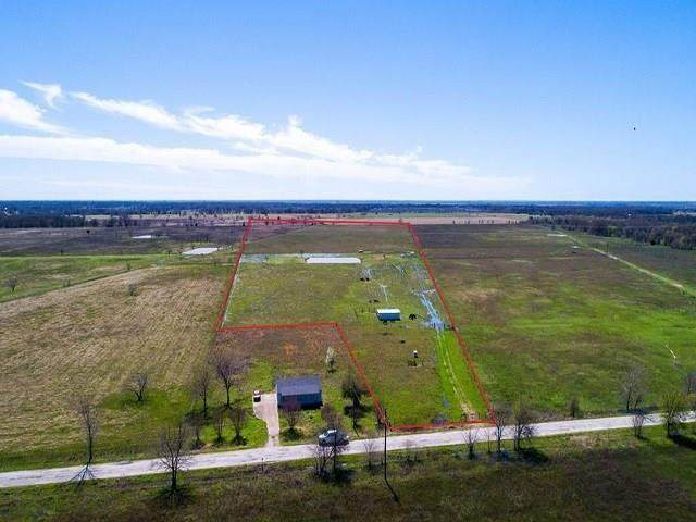 00 Co Road 4076, Scurry, TX 75158 (MLS #14345029) :: All Cities USA Realty