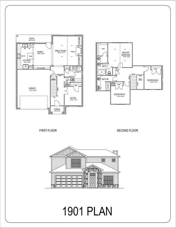 15435 Anna Lane, Lindale, TX 75771 (MLS #14347420) :: Tenesha Lusk Realty Group