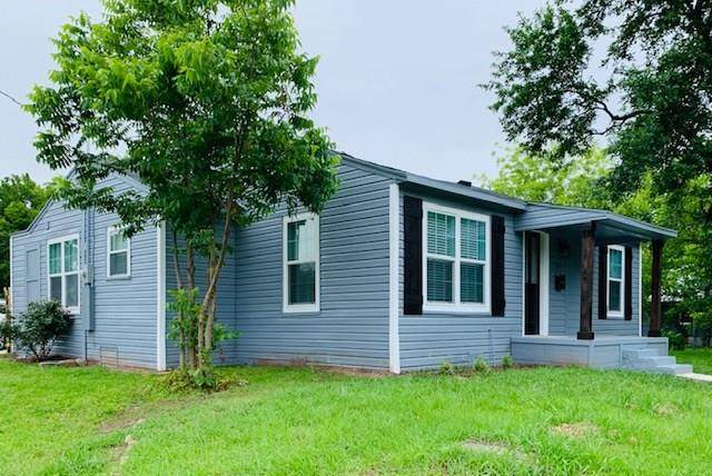 1518 Jones Street, Greenville, TX 75401 (MLS #14347559) :: Team Tiller