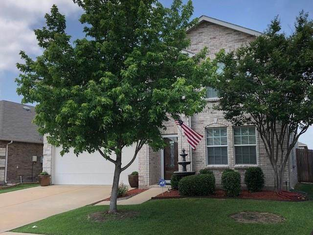 12701 Lost Prairie Drive, Fort Worth, TX 76244 (MLS #14348435) :: The Kimberly Davis Group