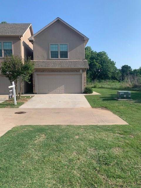 1583 Cozy Drive, Fort Worth, TX 76120 (MLS #14348582) :: The Chad Smith Team