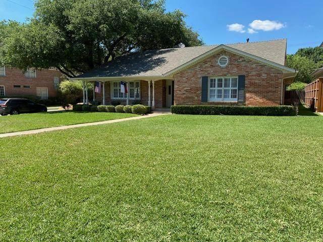 7403 Marquette Street, Dallas, TX 75225 (MLS #14348695) :: Post Oak Realty