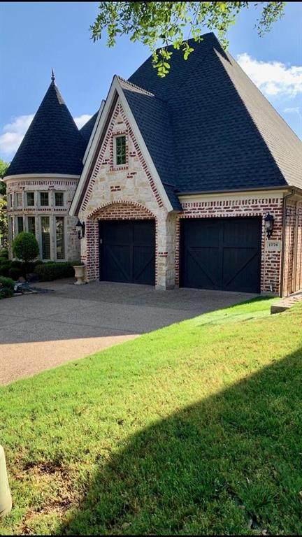 1776 Foard Drive, Frisco, TX 75034 (MLS #14348747) :: Ann Carr Real Estate