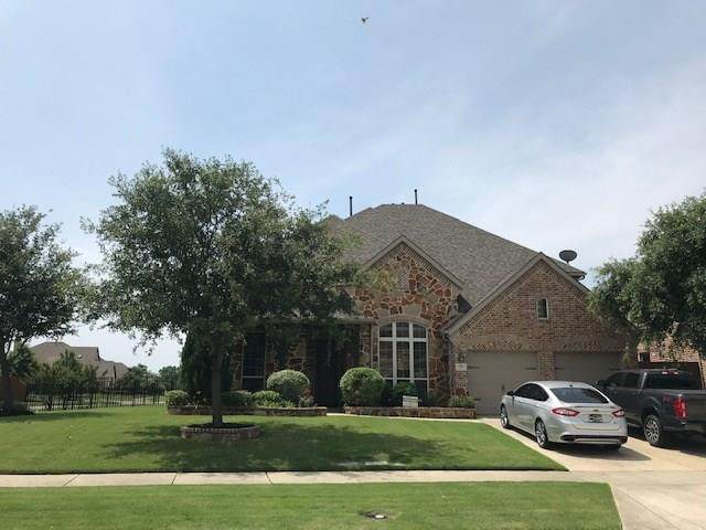 737 Sleepy Creek Drive, Frisco, TX 75036 (MLS #14349074) :: The Heyl Group at Keller Williams