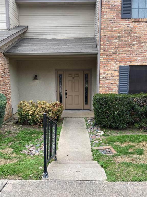 2835 Keller Springs Road #703, Carrollton, TX 75006 (MLS #14349315) :: RE/MAX Pinnacle Group REALTORS