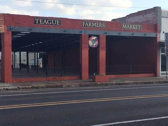 406 Main Street, Teague, TX 75860 (MLS #14349920) :: The Chad Smith Team