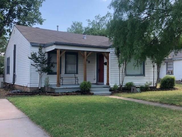 849 En 15th Street, Abilene, TX 79601 (MLS #14350265) :: The Tierny Jordan Network
