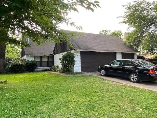 133 N Cottonwood Drive, Richardson, TX 75080 (MLS #14350593) :: Hargrove Realty Group