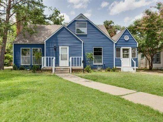 2509 Primrose Avenue, Fort Worth, TX 76111 (MLS #14350734) :: Frankie Arthur Real Estate
