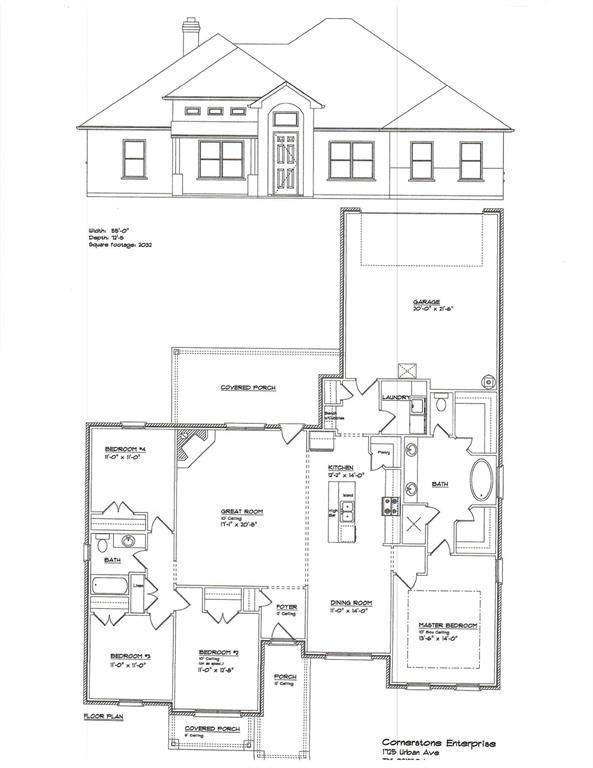1733 Urban Avenue, Abilene, TX 79601 (MLS #14350771) :: The Heyl Group at Keller Williams