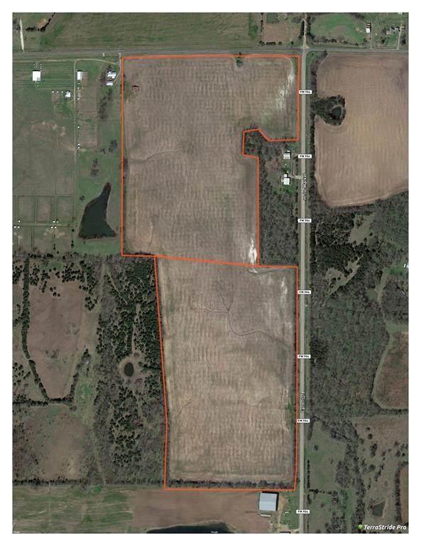 TBD Fm 1550, Honey Grove, TX 75446 (MLS #14351201) :: Frankie Arthur Real Estate