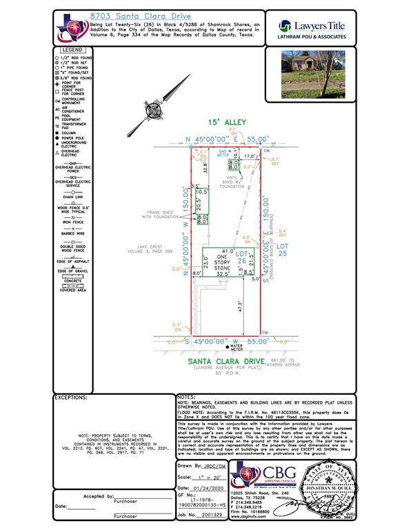 8703 Santa Clara Drive, Dallas, TX 75218 (MLS #14351310) :: Century 21 Judge Fite Company