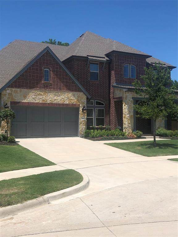 717 Marioneth Drive, Mckinney, TX 75071 (MLS #14351591) :: The Kimberly Davis Group