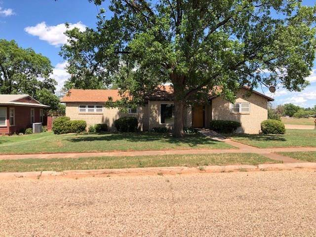 116 Barb Street, Roby, TX 79543 (MLS #14351600) :: Robbins Real Estate Group