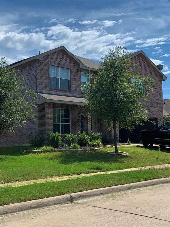 337 Fossil Bridge Drive, Fort Worth, TX 76131 (MLS #14351889) :: The Chad Smith Team