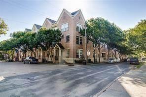 2305 Worthington Street #317, Dallas, TX 75204 (MLS #14352132) :: HergGroup Dallas-Fort Worth