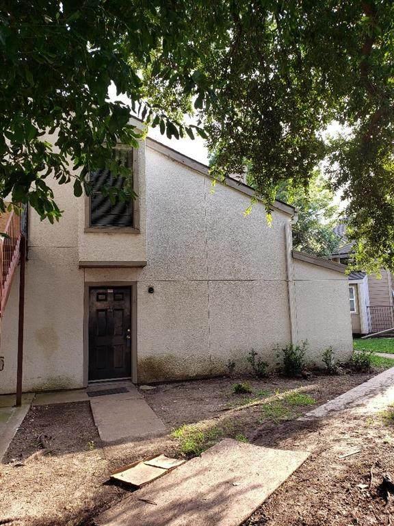 9696 Walnut Street #1601, Dallas, TX 75243 (MLS #14352271) :: The Mitchell Group