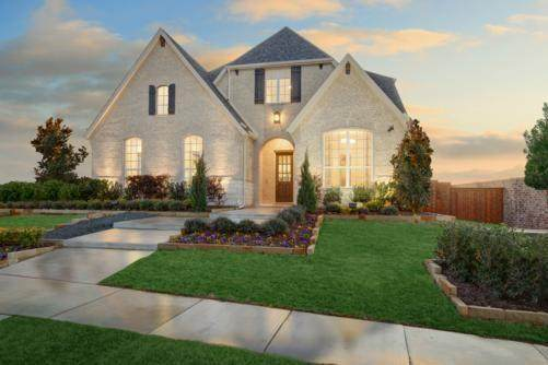 8604 Roseway Trail, Mckinney, TX 75071 (MLS #14352421) :: The Kimberly Davis Group