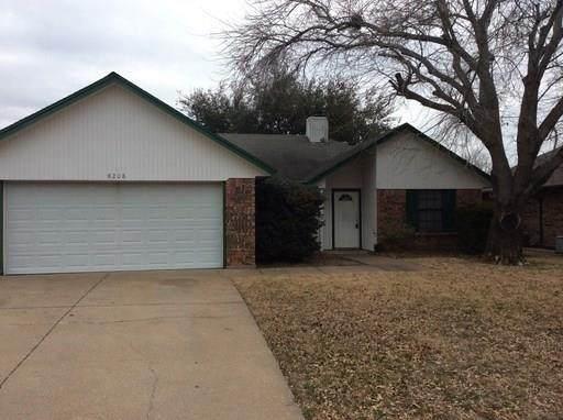 8208 Lesley Lane, Watauga, TX 76148 (MLS #14352880) :: Tenesha Lusk Realty Group
