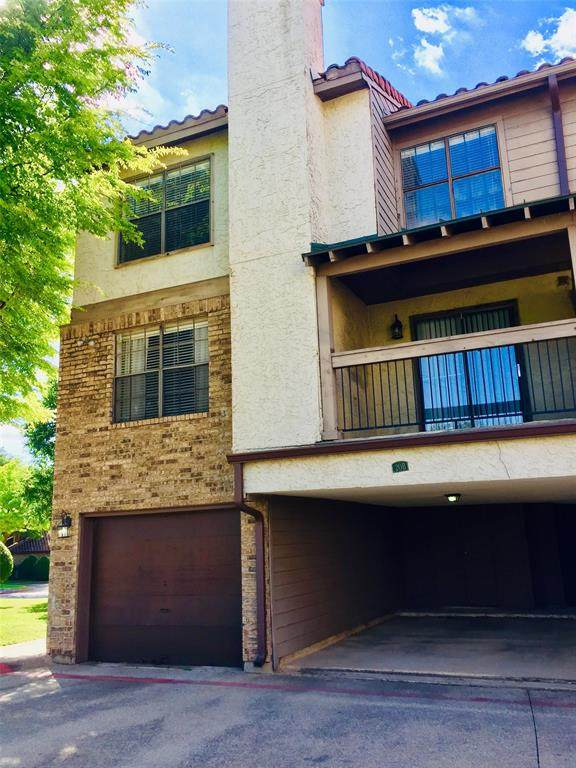 336 Melrose Drive 20A, Richardson, TX 75080 (MLS #14353857) :: Robbins Real Estate Group