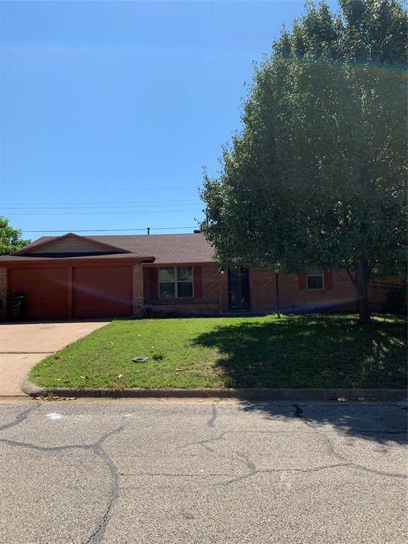 1412 Morrison Drive, Denison, TX 75020 (MLS #14354478) :: The Hornburg Real Estate Group