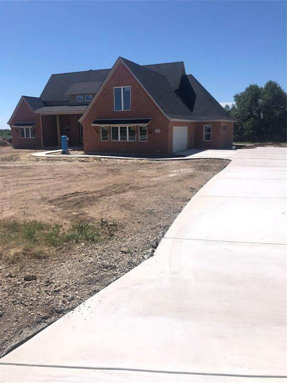100 North Ridge Court, Weatherford, TX 76088 (MLS #14354506) :: The Hornburg Real Estate Group