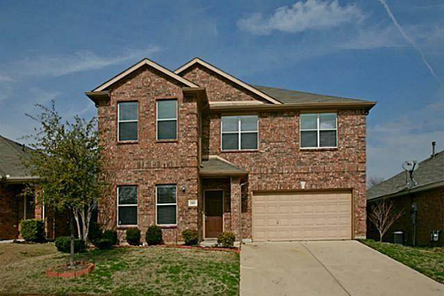 1341 Cattle Crossing Drive, Fort Worth, TX 76131 (MLS #14354575) :: All Cities USA Realty