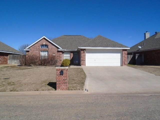 2218 Patriot Commons Road, Abilene, TX 79601 (MLS #14355046) :: Team Tiller