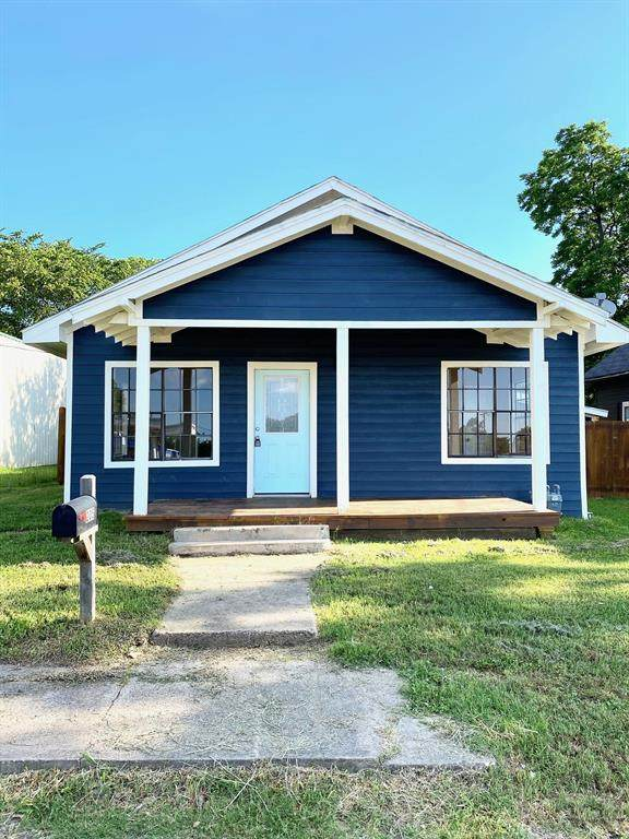 205 E Grove Street, Kaufman, TX 75142 (MLS #14355452) :: All Cities USA Realty