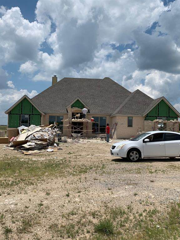 165 North Ridge Court, Weatherford, TX 76088 (MLS #14356236) :: Maegan Brest   Keller Williams Realty