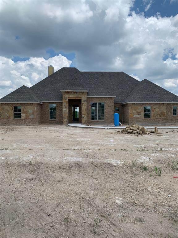 172 North Ridge Court, Weatherford, TX 76088 (MLS #14356254) :: Maegan Brest   Keller Williams Realty