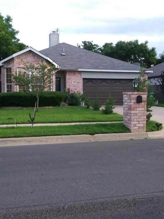 2308 Wildwood Lane, Denton, TX 76210 (MLS #14356529) :: The Kimberly Davis Group
