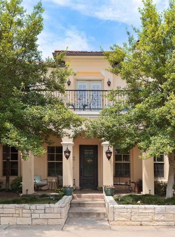 86 Casa Lane, Colleyville, TX 76034 (MLS #14356888) :: Keller Williams Realty