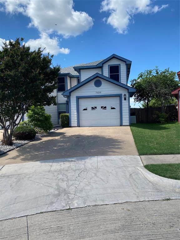 7520 Kings Trail, Fort Worth, TX 76133 (MLS #14357005) :: RE/MAX Pinnacle Group REALTORS