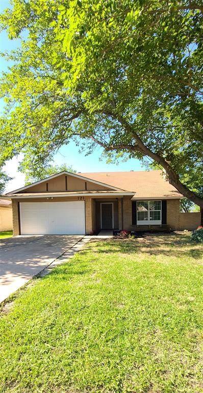 721 Via Avenida, Mesquite, TX 75150 (MLS #14357862) :: The Chad Smith Team