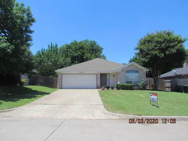 3107 Rustic Meadow Trail, Mansfield, TX 76063 (MLS #14357872) :: Tenesha Lusk Realty Group