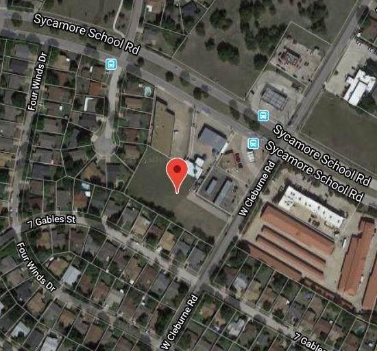 0 W Cleburne, Fort Worth, TX 76133 (MLS #14358613) :: The Star Team   JP & Associates Realtors