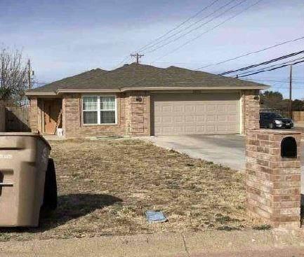 2802 Houston Street, San Angelo, TX 76901 (MLS #14359635) :: RE/MAX Pinnacle Group REALTORS