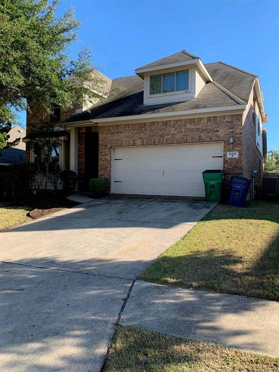 604 Cypress Hill Drive, Mckinney, TX 75071 (MLS #14360013) :: Tenesha Lusk Realty Group