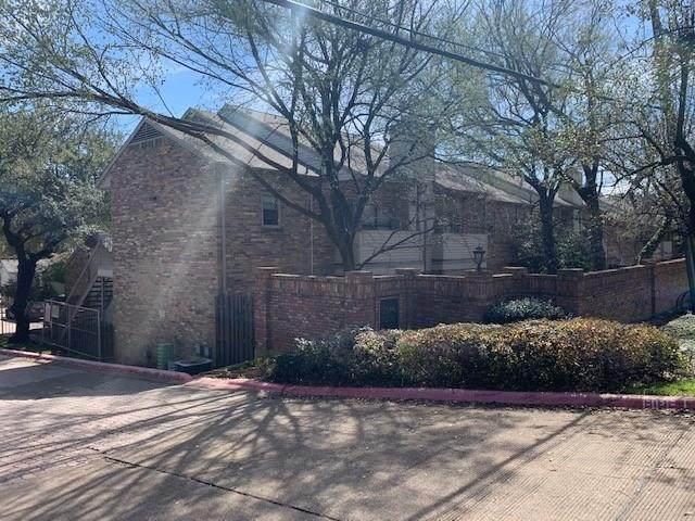 7340 Skillman Street #102, Dallas, TX 75231 (MLS #14360449) :: Results Property Group