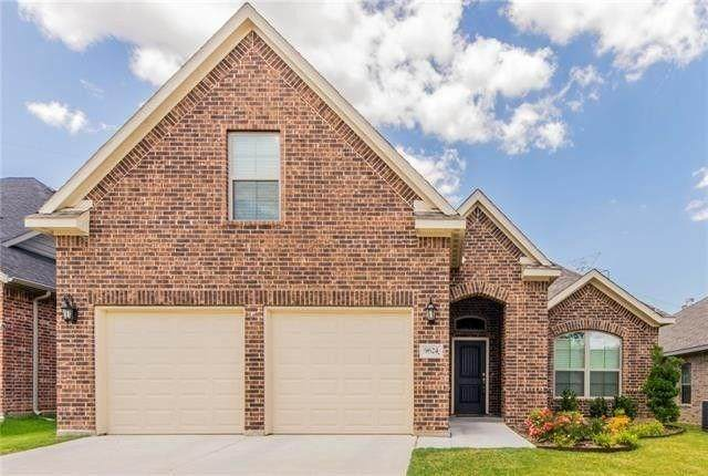 9624 Rosina Trail, Fort Worth, TX 76126 (MLS #14361192) :: The Heyl Group at Keller Williams