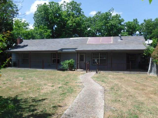 129 E Denmark Street, Walnut Springs, TX 76690 (MLS #14361461) :: The Kimberly Davis Group