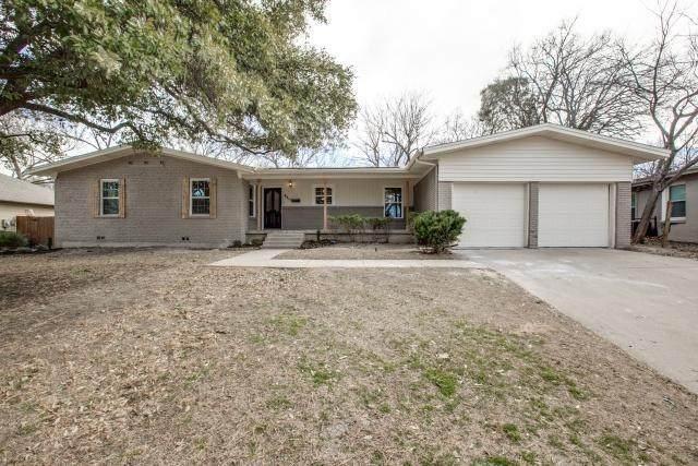 6917 Kirkwood Road, Fort Worth, TX 76116 (MLS #14362806) :: Frankie Arthur Real Estate