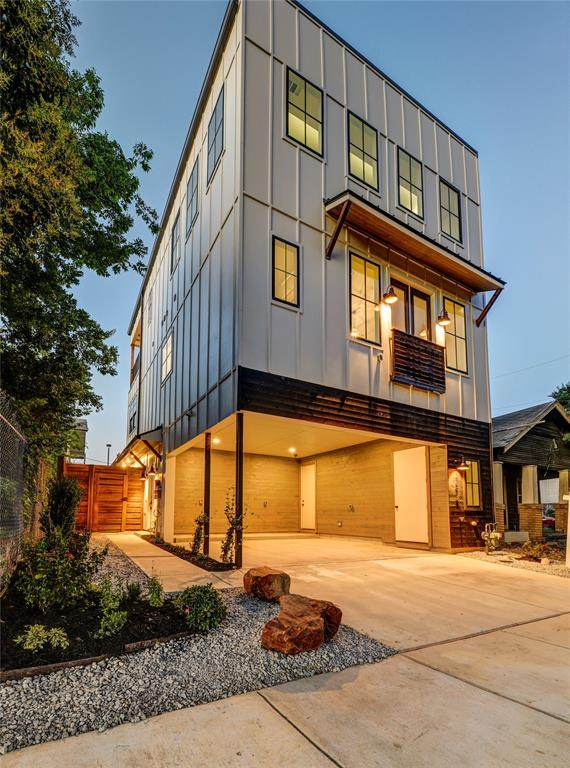 1518 Villars Street, Dallas, TX 75204 (MLS #14363722) :: Century 21 Judge Fite Company