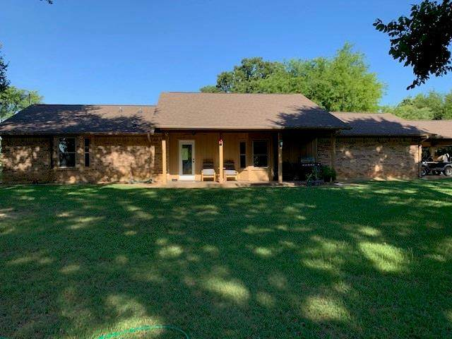 127 Lcr 893, Jewett, TX 75846 (MLS #14363736) :: RE/MAX Pinnacle Group REALTORS