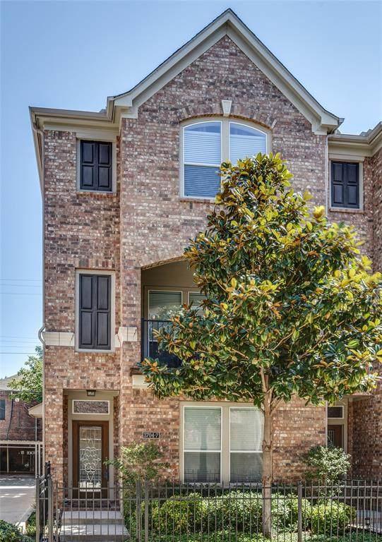 3704 Wycliff Avenue #7, Dallas, TX 75219 (MLS #14364376) :: RE/MAX Landmark